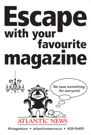 Escape with your favourite magazine