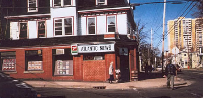 Atlantic News Exterior 2001
